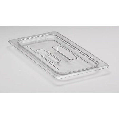 Cold Food Pan Cover with Handle Third-Size Camwear Pans