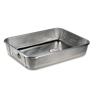 Roasting Pan Bottom 29-1/2 Qt., Aluminum