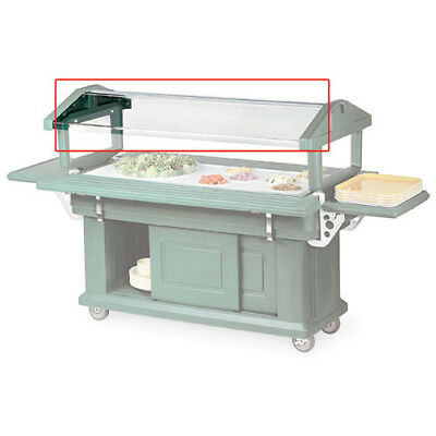 """Sneezeguard Replacement Panel for 63-1/2"""" Wide Food/Salad Bars"""