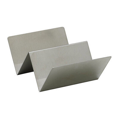 Value Series TCHS-12 Stainless Steel Taco Holder