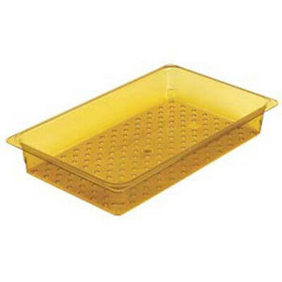 "Colander for Full-Size 4""H H-Pan Hot Food Pan"