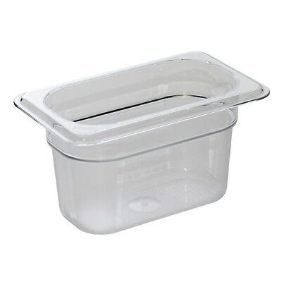 Cold Food Pan - Camwear, Ninth-Size, 7/8 Quart