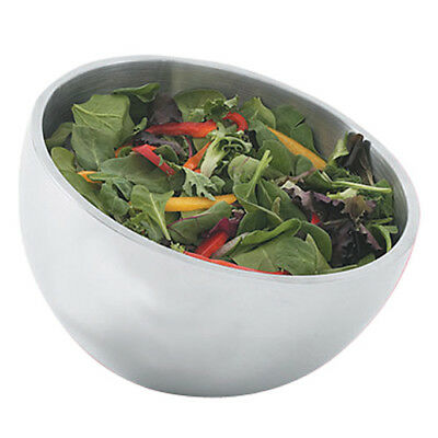 Insulated Serving Bowl - Angled Design, Smooth Texture, Round - 1 Qt. Capacity