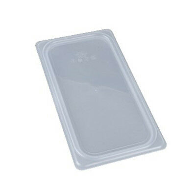 Cambro Plastic Food Pan Seal Cover for Third Size Pans