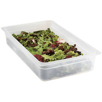 "Full Size Translucent Food Pan, 4""H"
