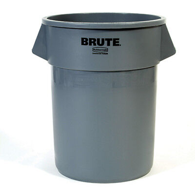 Round Brute Container - 55 Gallon Capacity