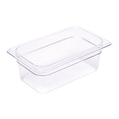 Cold Food Pan - Camwear, Fourth-Size, 3-7/8 Quart