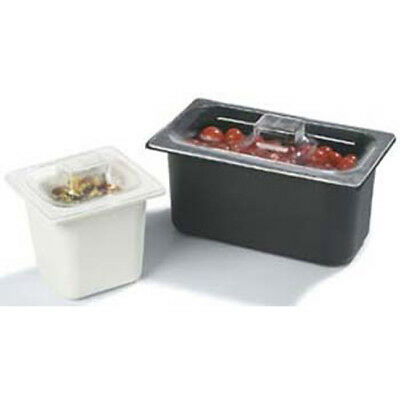 Cold Food Pan Lid Sixth-Size Cold Food Pans, for Coldmaster