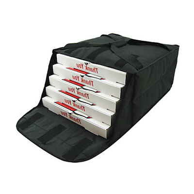 """Insulated Pizza Bag - Fabric, Holds (4) 20"""" Pizzas"""