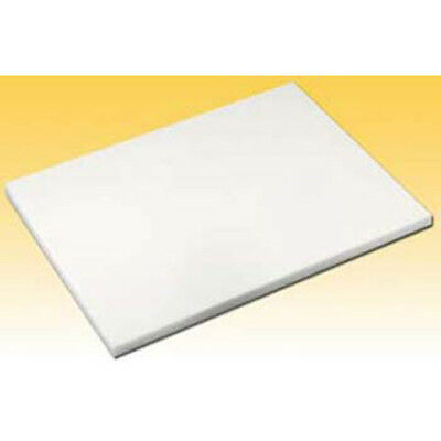 "Commercial Cutting Board - Economy, White 18""Wx24""D"