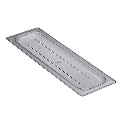 Cold Food Pan Flat Cover Half-Size Long Camwear Pans