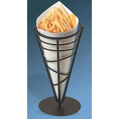 Metal Conical Serving Basket One-Cone Basket