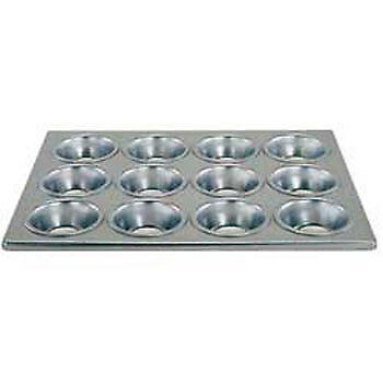 Cupcake and Muffin Pan 24 Cup, Light Duty