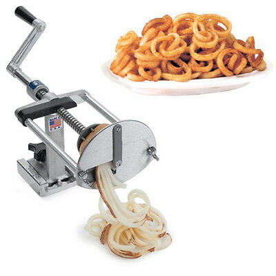 Commercial Spiral Fry Cutter