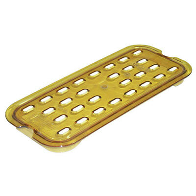 Drain Tray for Multi-Use Hot Food Pans, Fourth-Size