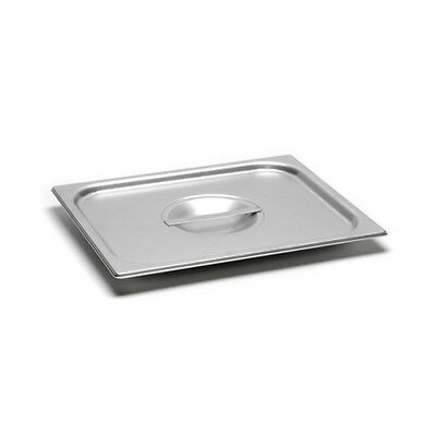 Solid Cover for 25 Gauge Half-Size Steam Table Pans
