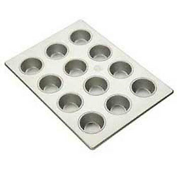 Cupcake and Muffin Pan - (35) 3-13/16 oz. Cup Capacity, Standard