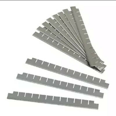 """1/2"""" French Fry Blade Set for Commercial Fry Cutter and Wedger 400-012"""
