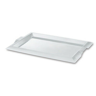 """Stainless Serving Tray 21""""Wx12""""D, Rectangular"""