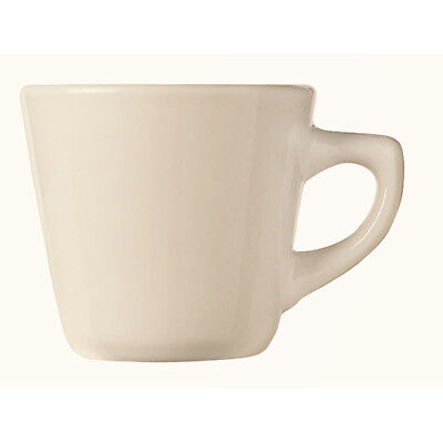 Ivory Rolled Edge - 7 oz. Tall Cup