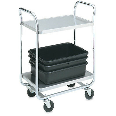 Vollrath 97161 Economy Cart with 2 Shelves, 500 lb. Capacity