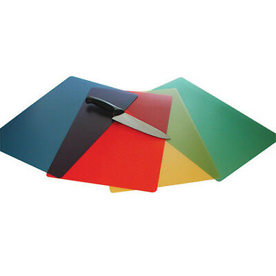 "Chop and Chop Cutting Mats - Set of (4) 18""Wx24""D Color Coded Mats"