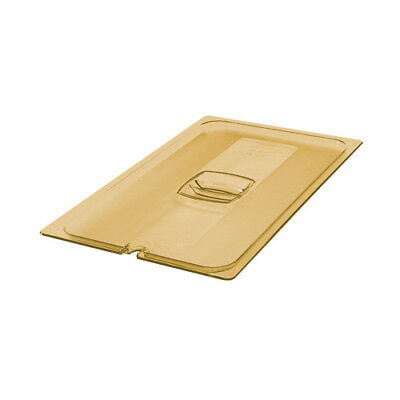 Notched Cover for Multi-Use Hot Food Pans, Half-Size