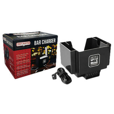 USB Bar Charger Table Caddy