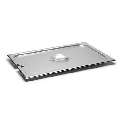 Slotted Cover for 22 Gauge Full-Size Steam Table Pans