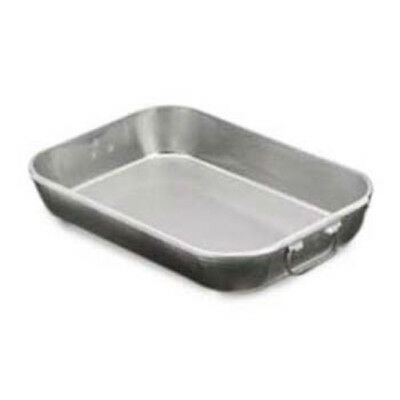 Roasting Pan - Aluminum, Medium, 16 gauge, 7-1/2 Qt. capacity