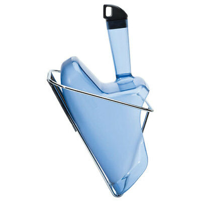 Ice Scoop and Holder - Safe Ice Handling System