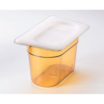 Soft Storage Lid for Multi-Use Hot Food Pans, Half-Size