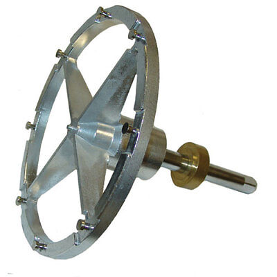 Hobart Compatible Attachment - Hub and Shaft for Shredder/Grater Plate