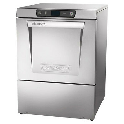 Hobart LXER-2 Undercounter Dishwasher High Temp Sanitizing Unit