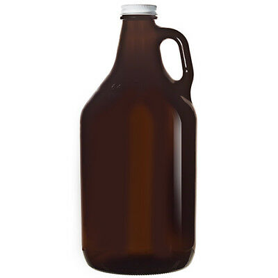 Libbey 96379 - White Growler Lid, Case of 72