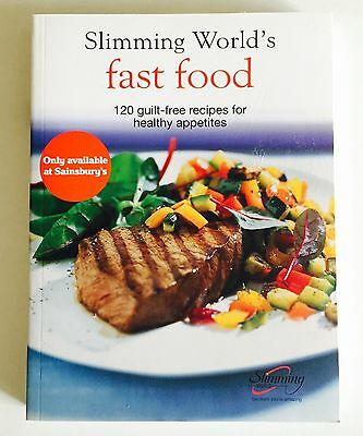 Slimming worlds fast food recipe book from sainsburys 899 slimming worlds fast food recipe book from sainsburys forumfinder Gallery