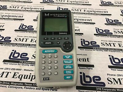 MICROTEST PentaScanner 100 MHz w/Warranty!!