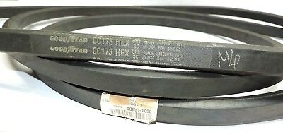 "Hex Classical Belt 7/8"" X 177"""