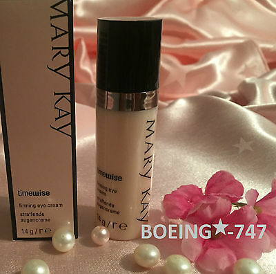 L⊙¿⊙k! Mary Kay Timewise Firming Eye Cream AUGENCREME ~OVP~ MHD:2020✰Free $hip✈