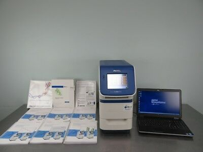ABI Step One Real-Time PCR System with Warranty SEE VIDEO