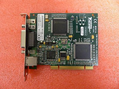 National Instruments NI PCI-8232 GPIB Controller and Gigabit Ethernet Card