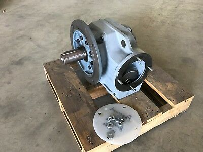 SEW-Eurodrive KF77A Helical Drive Gear Motor Reducer, 13700 lb-in, 88.97 Ratio