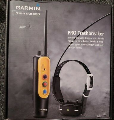 Garmin 010-01204-00  PRO Trashbreaker Dog Training Collar System,