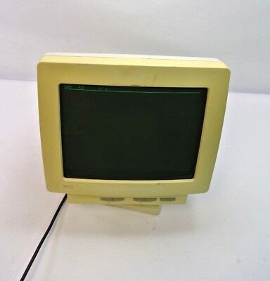 WYSE WY-55 Terminal CRT Monitor 901237-01, Green Screen Monochrome, Tested