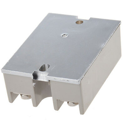 Input DC3V-32V 25A DC-AC SSR Solid State Relay For Oven H5L5