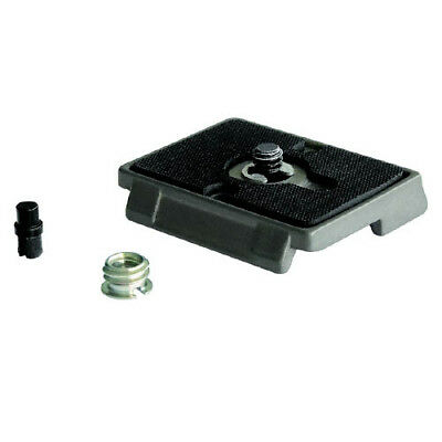 Manfrotto 200PL Quick Release Plate with GEN MANFROTTO WARR