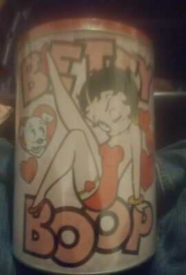 Betty Boop fleece blanket/throw..NIP. 50x63""