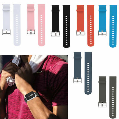 20mm Silicone Sports Strap Band for Xiaomi HUAMI AMAZFIT Bip Youth Watch