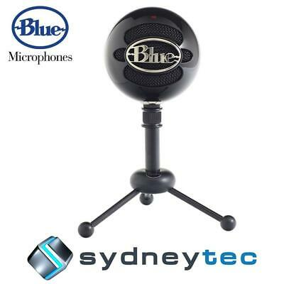 New Blue Microphones Snowball Professional USB Microphone - Black