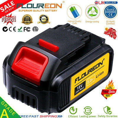 For DeWalt DCB184 DCB185 DCB183 DCB186 DCB187 XR COMBI 4.0Ah 18V Li-ion Battery